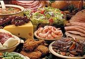 Texas-Swedish Food
