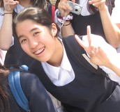 Hello! I am Minami Yashiki.