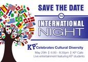 KP International Night