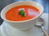 la soupa de tomate por Ciento sesenta y cuatro mil doscientos treinta y dos (164232pesos) honduran lempira
