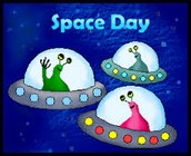 Space Camp & Space Day - Friday, April 15
