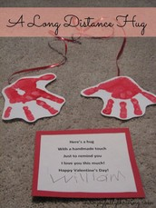 Valentine Craft Sign Up Requirement: