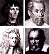 Important Scientific Revoultion Men