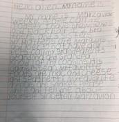 Marzavion's letter