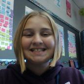 Ms. Samantha's Math Class!