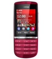 My mother's phone. Nokia asha 300.