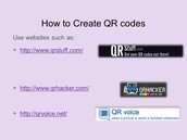 Qr Code Creation- Free Resources