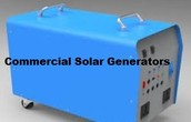 Save The World And also Your Wallet With Solar Power Generator
