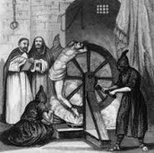 What did the Spanish Inquisition do?