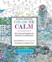 NEW Color Me Calm Coloring Station