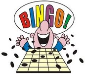 Bingo Night - Jan 16, 2015