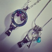 Lanyard Lockets