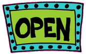 Open Days and Times