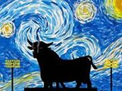 Celebrate Bull City's Birthday with Wine & Design - Cider Cocktails & Starry Night...Bull City Style!