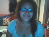 My sister Melissa!