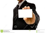 Name Cards Being The Identity Seekers For The Amateurs