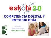 Konpetentzia digitala eta metodologia.