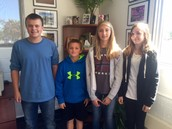 Galway Junior High Students Selected for All-County Band Festival!