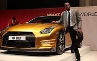 Usain Bolt's car