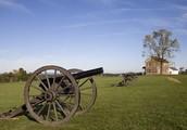 """Bull Run's"" battle field"