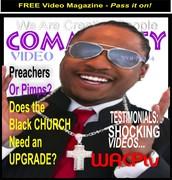 False Preacher?
