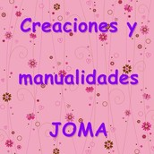 Manualidades y creaciones JOMA