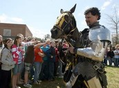 Jousting Day
