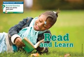 BIG IDEA:  How can learning help us grow?