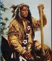 the peace maker Hiawatha