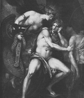 Mourning Over Patroclus