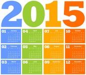 Important KHS Dates