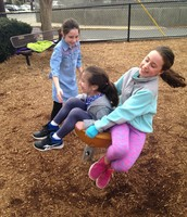 PARCC testing can be fun...when you get extra recess!