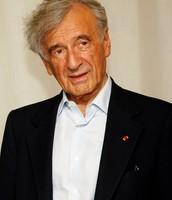 This is Elie Wiesel today