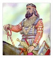 King Darius, Ruler of Persia
