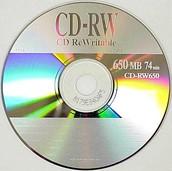 CD - RW