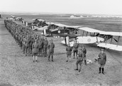 World War 1 Training Camp