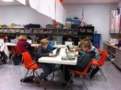 4th grade at work