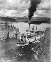 The Steam Boat