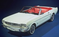 First Edition Ford Mustang
