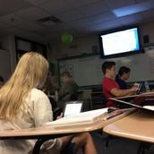 Class working
