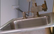 Bar Sink & Faucet - Never Used