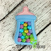 Baby Bottle Candy Pouch