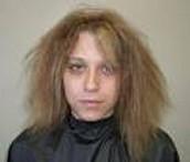 Hair damage 2