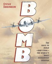 Bomb Steve Sheinkin