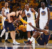 Cavs lose by 8 to the Warriors 105-97