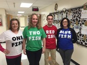 Celebrating Dr. Seuss Week
