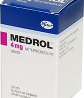 Medrol (Steriod)
