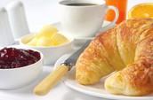 Elke dag een vers ontbijt