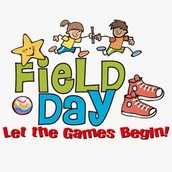 Field Day is Friday!