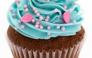 feestelijke cupcake
